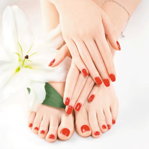 Manicure & Pedicure